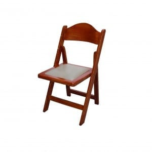 Folding wooden chair for sale
