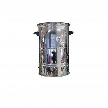 A hot-water container for 100 cups 22 liters